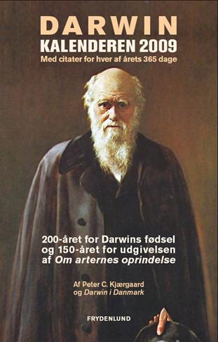 Darwin kalenderen 2009