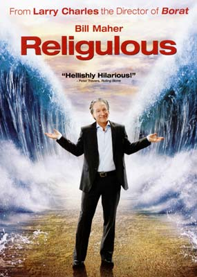 Religulous film dvd cover