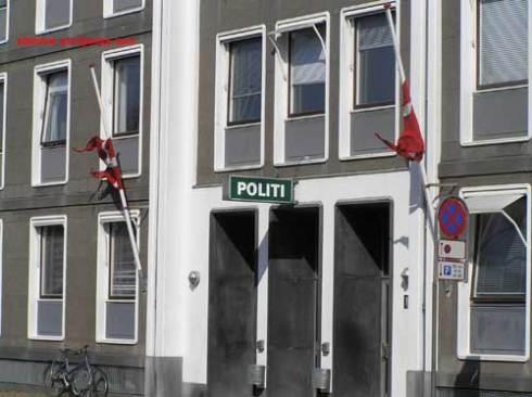 Politistation langfredag 2009