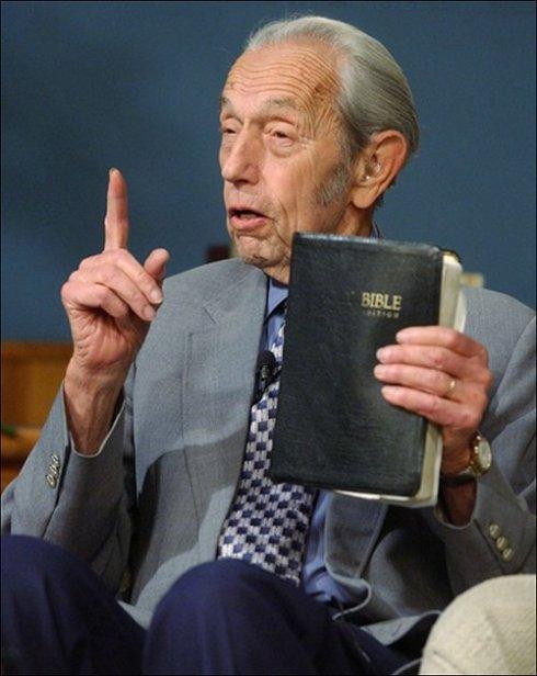 Harold Camping og bibelen
